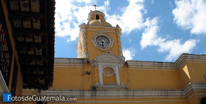 La Antigua Guatemala como destino fotográfico