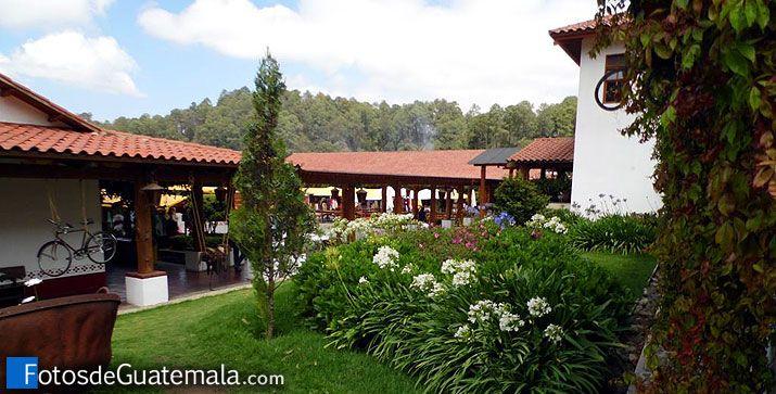 Chimaltenango, cercanías de la Ciudad