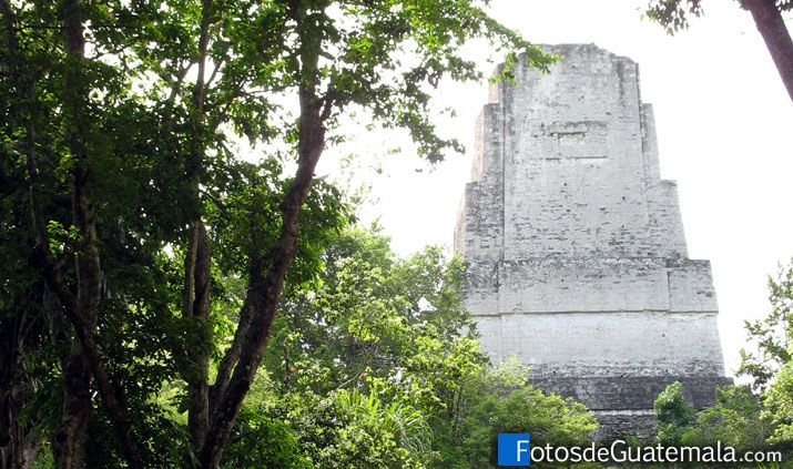 Petén, corazón del mundo maya
