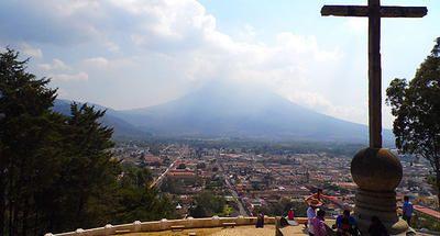 Sacatepéquez, sede de la ciudad colonial por excelencia